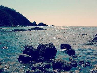 castiglioncello,mare,settembre,baia,mare,sole,relax,pesca