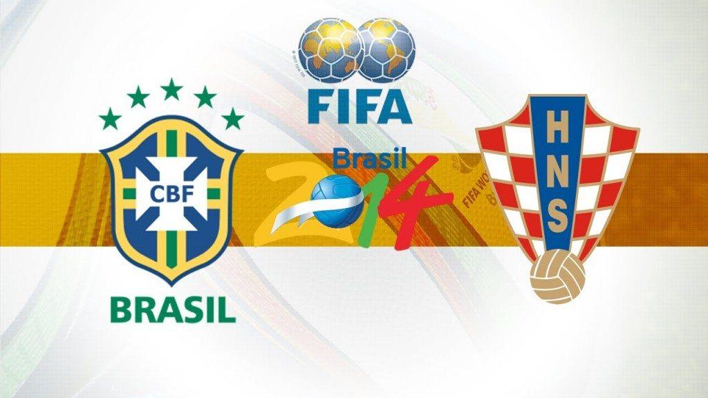 Brasile Croazia e l'albitro giapponese