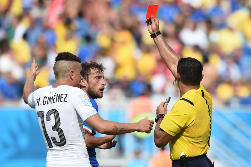 L'Arbitro, un Morso, il goal di Spalla e una squadra di Bolliti : Italia fuori dal Mondiale