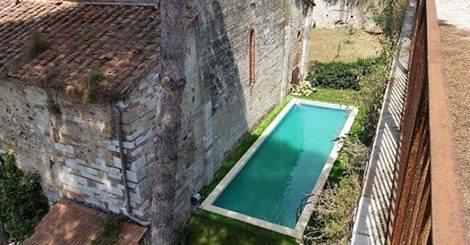 Una piscina medievale