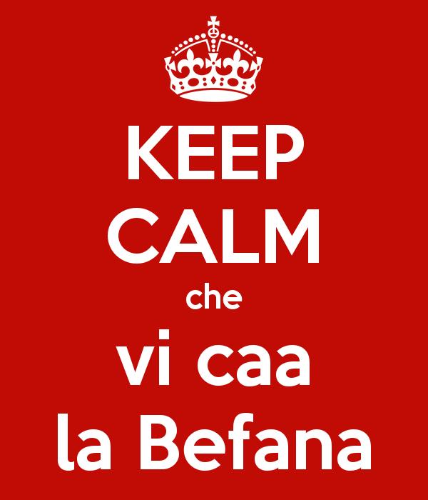 Viva Viva la Befana