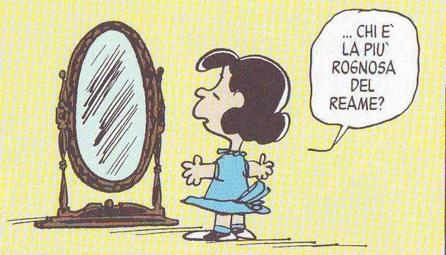 specchio muto