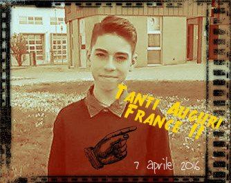 Tanti Auguri France