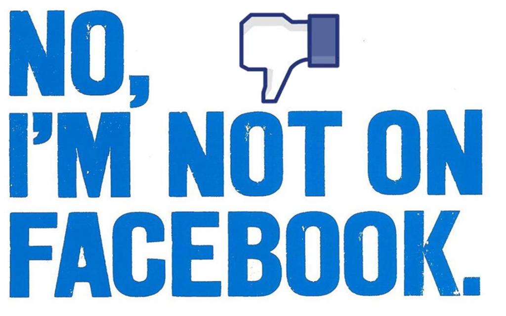 Un Anno senza Facebook