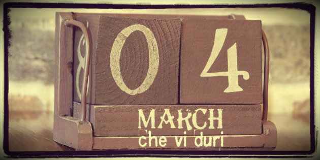 4 Marzo [che vi duri]