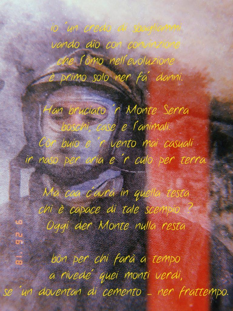 Han bruciato ir Monte Serra