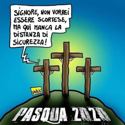Una Pasqua in Clausura